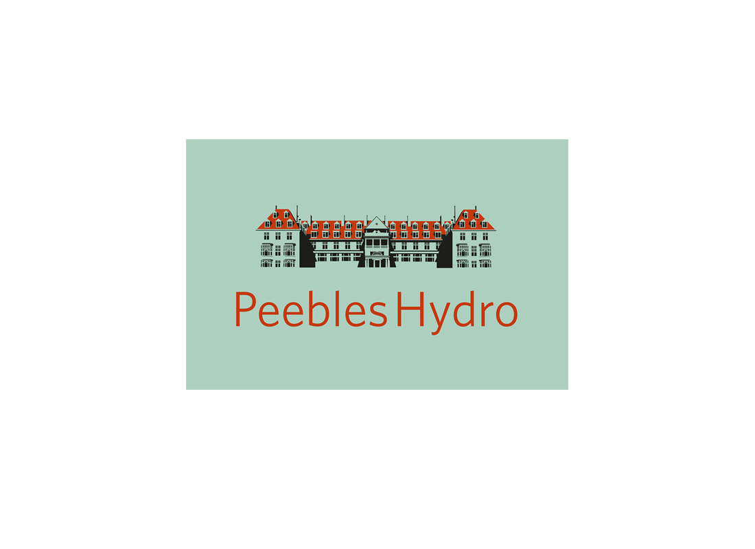 Inspired by classic 40's and 50's children's illustration, Peebles Hydro's new branding captures the innocence of a bygone era in an exciting contemporary way.